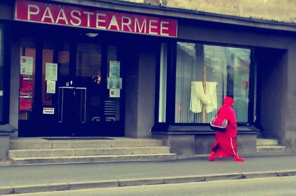 Salvation Army, Tallinn