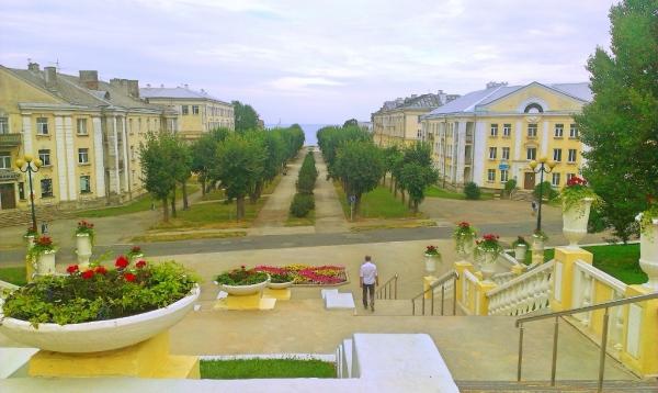 Sillamäe - almost like Odessa.